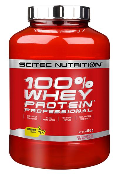 Scitec 100% Whey Protein Professional